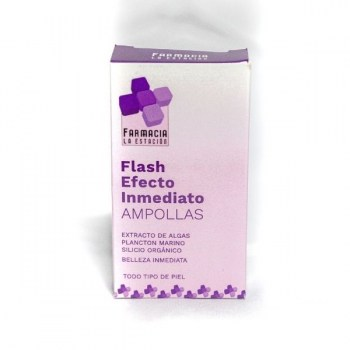 2 Ampollas Multiactivas Efecto Flash 2 Ml Parabotica