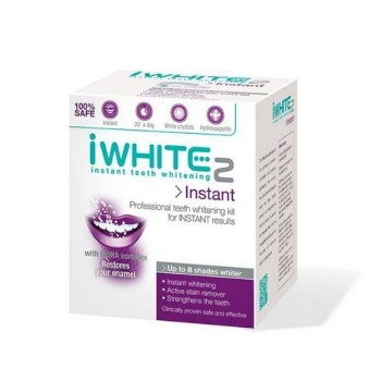 Iwhite Instant 2 Kit blanqueamiento 10 moldes