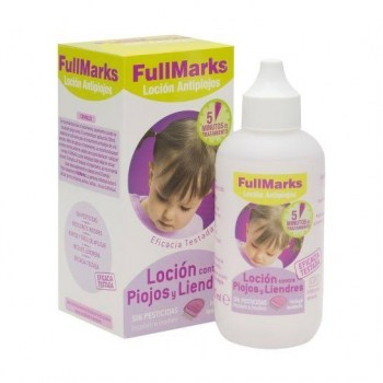 fullmarks pediculicid 100 ml lendrera