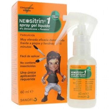 neositrin spray gel 60 ml
