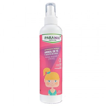 paranix arbol de te nina spray 250 ml