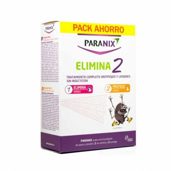 paranix pack elimina 2 spray
