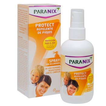 paranix protect repelente piojos spray 100 ml