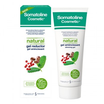 somatoline natural gel 250 mg